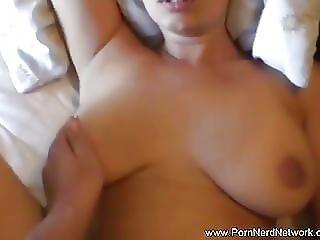 Beautiful Amateur Brunette Gf