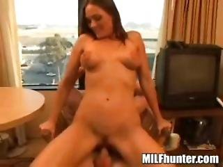 Milf Hunter In Underwear Snatcher