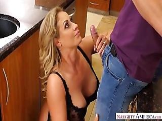 Mom Gets Fucked By Her Stepson - Part 2 On Hornymom.press