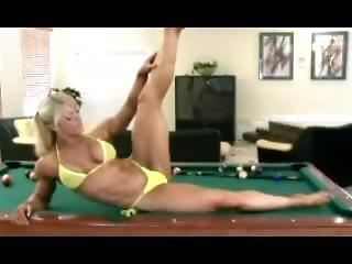 Lisa Cross Muscle Showasfdwrxcv