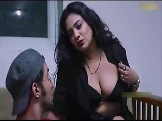 Kavita Bhabhi Latest Indian Web Series Trailor Big Boobs Bra