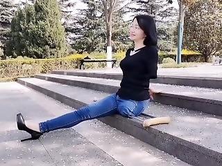 Chinese Woman Amputee Ooe 9