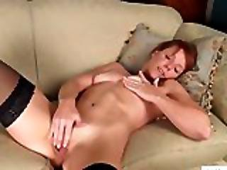 Redhead Mom First Sexy Video