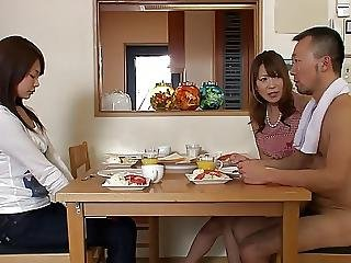 Brunette, Gruppesex, Japansk, Sex, Sport