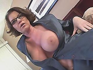 Mom Kayla Quinn Fucking Sucking Big Black Cock