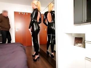 amatorski, anal, obcisły strój, fetysz, niemka