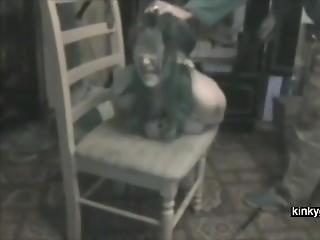 Ordinary Mom Turned Into A Meek Slave