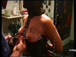 amatør, araber, bondage, slave