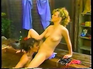 Lesbian Starring Aja
