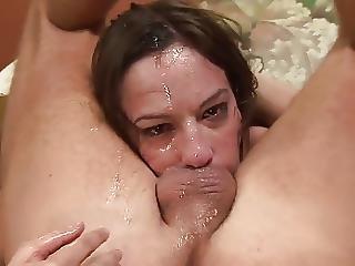 Nude gallery Deep anal multiple creampies