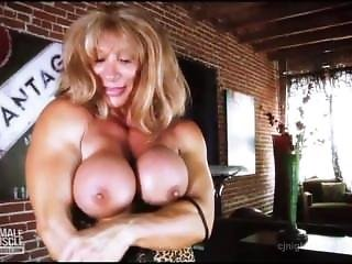 Kathy Connors Mature Nude Muscle