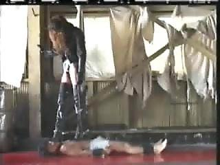Japanese Femdom Trample Boots