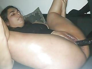 Cul, Gode, Interracial, Chatte