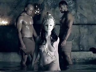 Spartacus - S01e11 (2010) - Erin Cummings