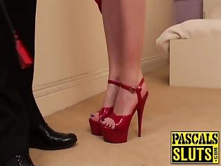 Honesty Has The Most Amazing Feet Ever And Pascal White Made Sure Of That When She Seduced Him Into Dominating Her Holes!