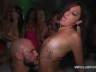 Horny Sluts Fucked To Orgasm In The Vip Room