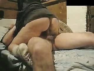 Rampant Fuckslut Loves Bouncing Her Juicy Moist Cunt On A Huge Meat Pole