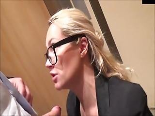 Naughty Hotties.net   Lana Co Worker Elevator