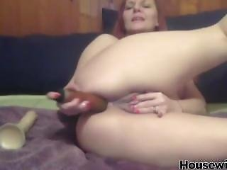 Housewife Mature Lady Open For Fun And Anal