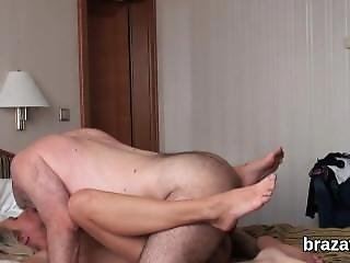 Casting Doll Goes Away After Hardcore Fucking And Anal Hole Pounding