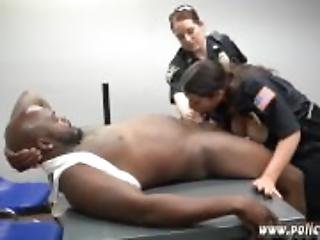 Lesbian cop fucks prisoner Milf Cops