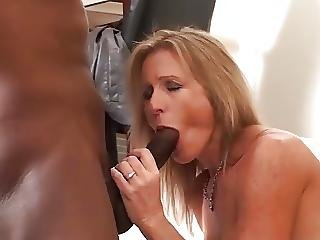 Wifey Plays While Hubby Works