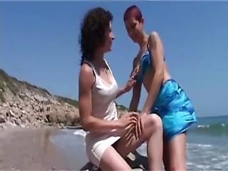 Babes On The Beach Pt 1