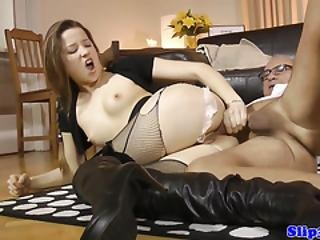 Uk Teen Assfucked By British Old Man