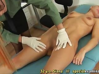Medical Exam Siana