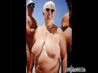Ilovegranny Homemade Senior Pictures Compilation