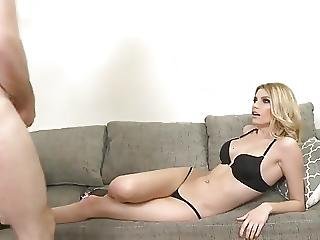 Sexy Milf Getting Anal Treatment