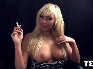 Morgan Lees - Sexy Smoking Teens