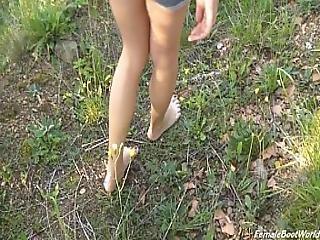 buty, stopy, fetysz, stopa, obcasy, nogi