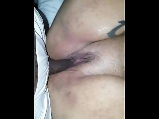 Chunky Mexican Gets Dick Sloppy Plus Cum In Her Mouth