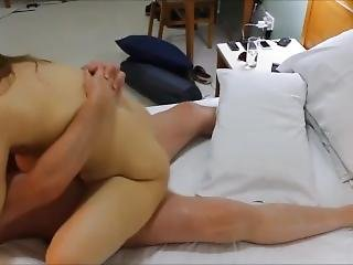 Plump Wife Cheating On Boring Husband