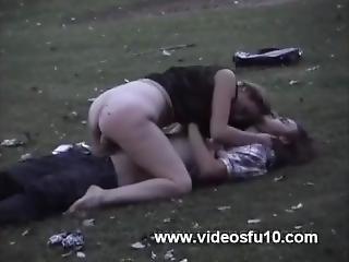 Clip #84 _ Voyeurismo Public Sex_2