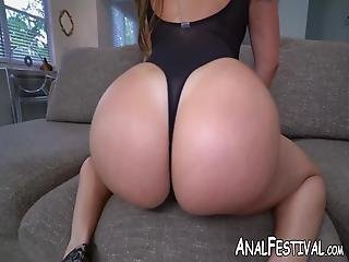 Julianna Vega Has Some Amazing Curves That Like Nothing More Than Being Stretched And Poked With Monster Cocks Vigorously!