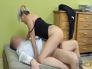 Loan4k Naughty Lussy Sweet Uses Her Sexual Charms