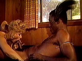 Sexy Slut Lusts For Hard Black Cocks