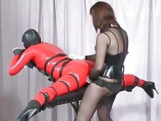 Machine And Strap On Fucking