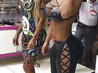Ametérské, Brazilské, Voyér