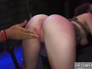 Extreme Bbc Dp Helpless Teenager Kaisey Dean Was On Her Way To Witness
