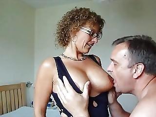 Danish Amateur Wife Mette Having Fun