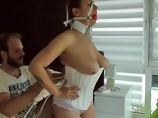 Katha Slave In Bondage