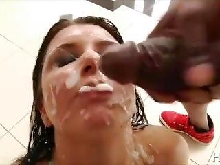 Facials And Bukkake Compilation