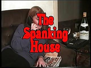 The Spanking House Alison