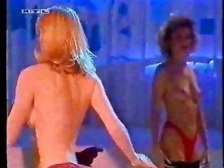 Rtl - Tutti Frutti - Striptease Girl In Red Panty (loop Edit)