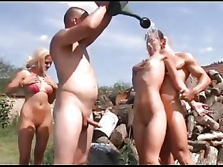 Nudism Summer Festivities