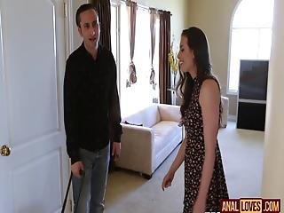 Casey Calvert Her Fiances Brothers House Hooked Up