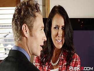 Reagan Foxx In How I Fucked Your Mother 3